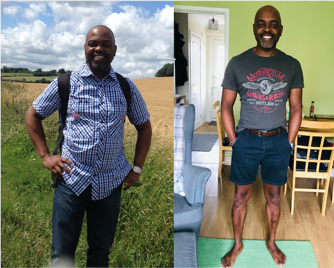 How a plant-based diet helped me lose weight and reverse hypertension and high cholesterol