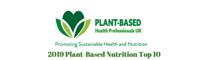 The top 10 studies of 2019 supporting plant-based nutrition for health