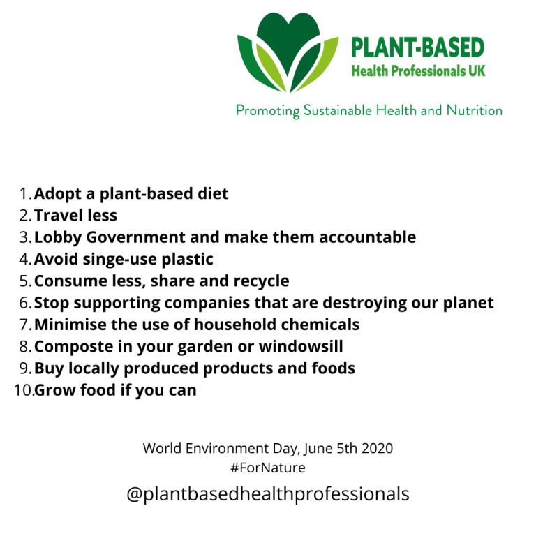 A review of the week's plant-based nutrition news June 7th 2020
