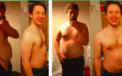 After many years fighting obesity and depression, Dr Luke Vano, London- based psychiatry trainee, finally found the solution by taking control of his health.