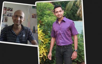 Raghav's cancer recovery using a whole food plant-based diet.