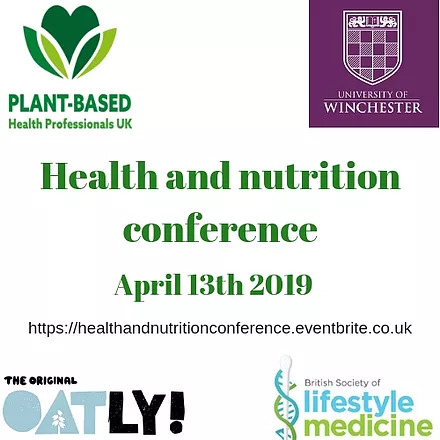 Health and nutrition conference