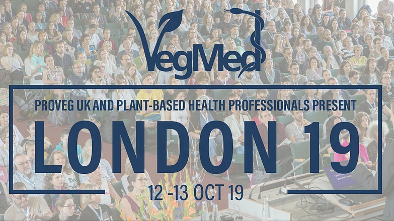 VegMed London 2019
