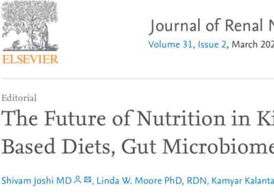 Review of the week's plant-based nutrition news April 11th 2021