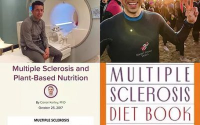 A story of debilitating multiple sclerosis to an Ironman trialthete using a whole food plant-based diet.