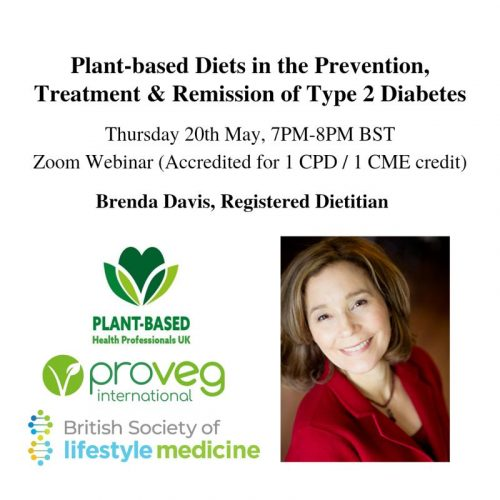 Plant-based Diets in the Prevention, Treatment, and Remission of Type 2 Diabetes