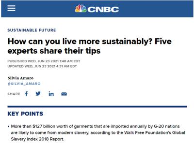 How can you live more sustainably? Five experts share their tips