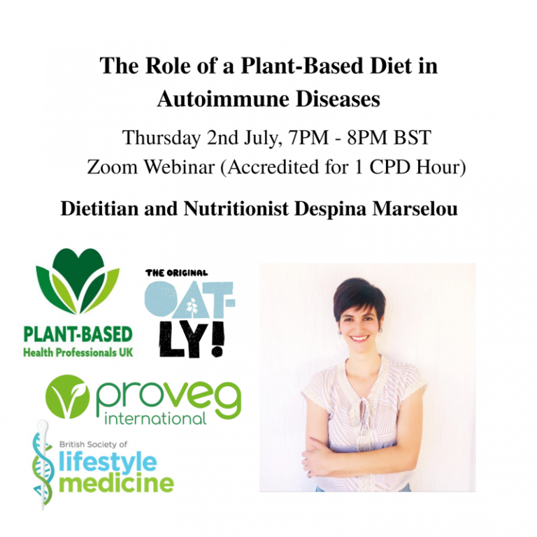 The Role of a Plant-Based Diet in Autoimmune Diseases