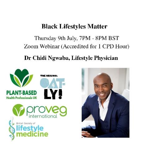 Black Lifestyles Matter
