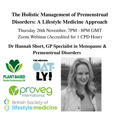 The Holistic Management of Premenstrual Disorders: a Lifestyle Medicine Approach