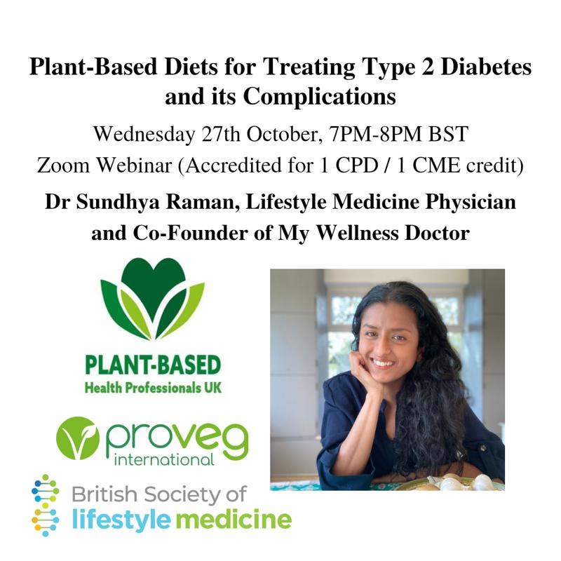 Plant based diets for treating type 2 diabetes