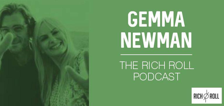 Rich Roll podcast - Gemma Newman