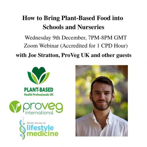 How to Bring Plant-Based Food into Schools and Nurseries
