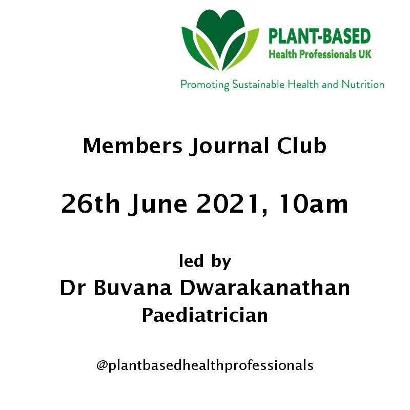 Monthly Journal Club June 21