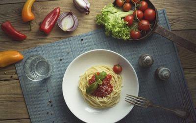 Nutrient Boosted Tomato Sauce