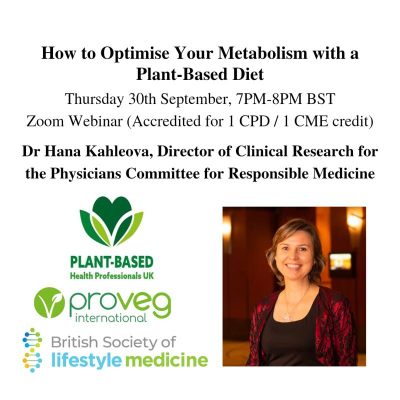 How to Optimise Your Metabolism with a Plant-Based Diet