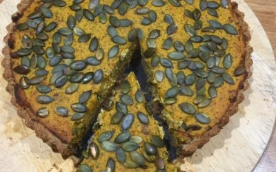 Roasted Squash Tart