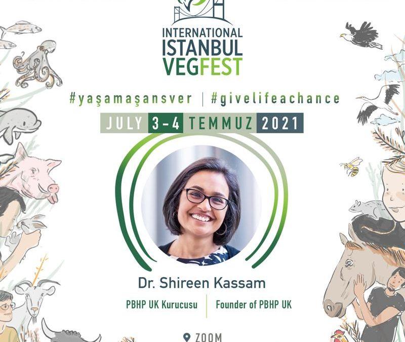 Istanbul Vegfest 2021