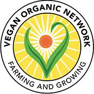 Vegan organic growing