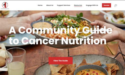 A community guide to cancer nutrition