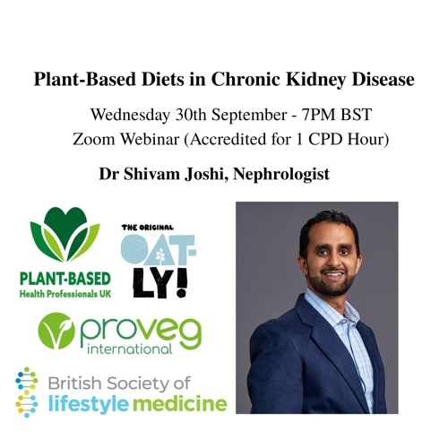 Plant-Based Diets in Chronic Kidney Disease