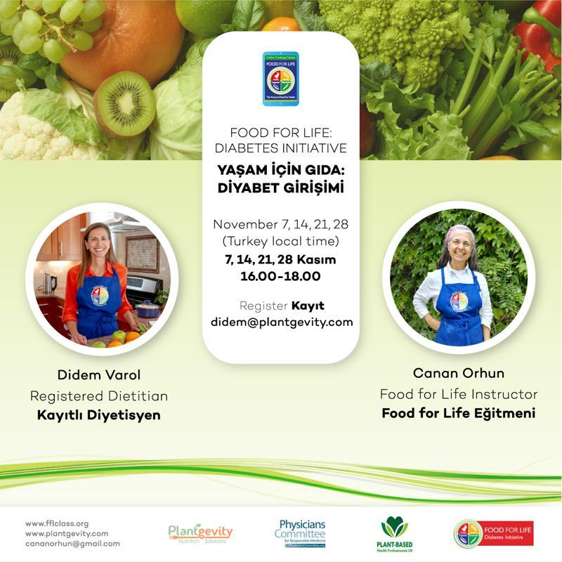 Food for life diabetes initiative