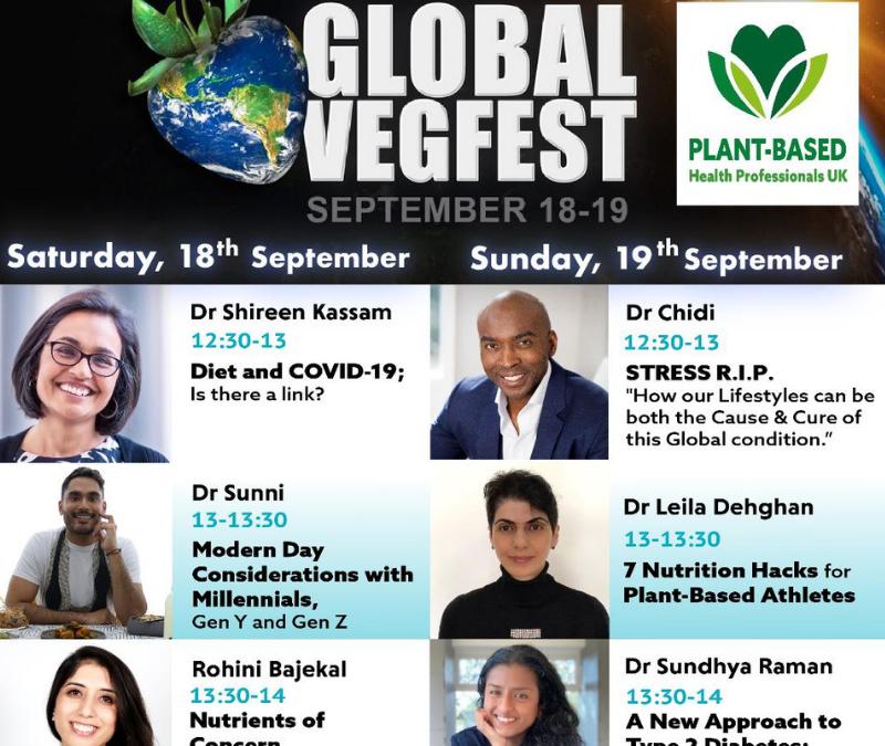 Global Vegfest 2021