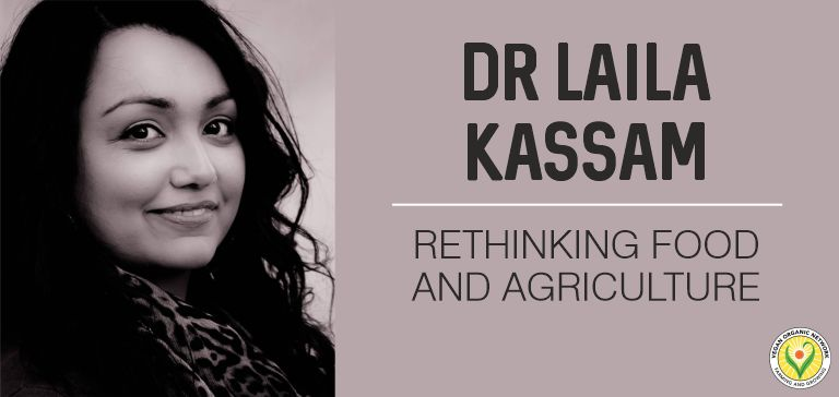 Laila Kassam - Rethinking food and agriculture