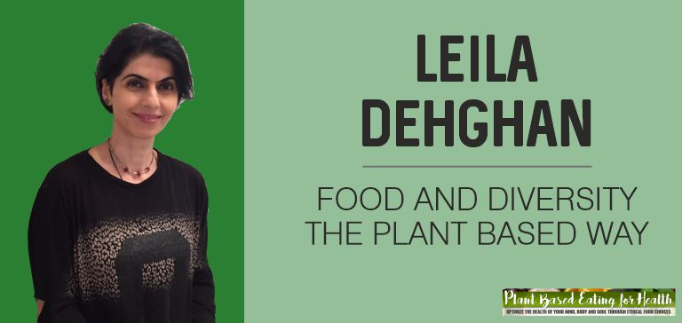 Food and Diversity podcast - Leila Dehghan
