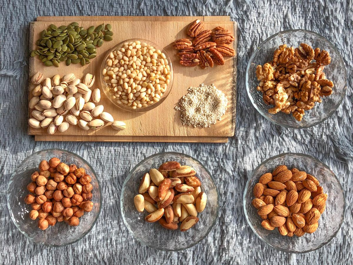 The Health Benefits of Nuts and Seeds