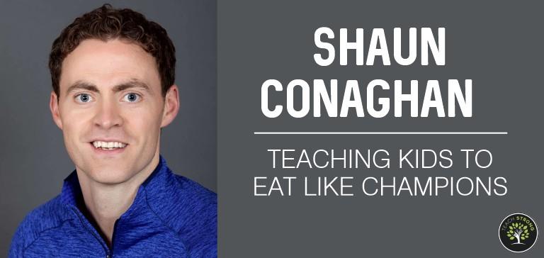 Teachstrong Talks: Shaun Conaghan