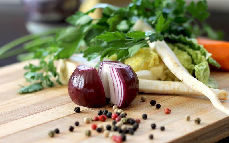 Basic Roast Veggies