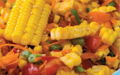 Thai Corn Salad