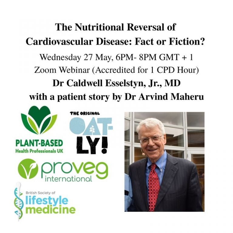 The Nutritional Reversal of Cardiovascular Disease: Fact or Fiction?