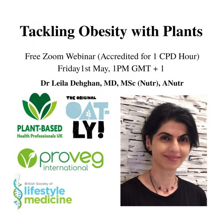 Tackling Obesity with Plants
